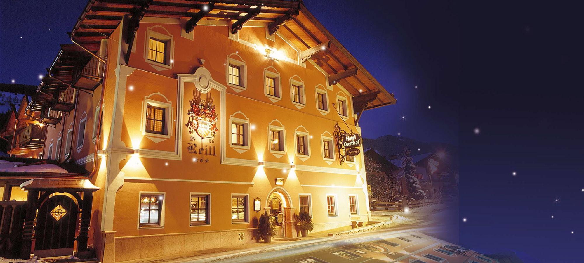 GLHBIRNSTADL BRIXEN IM THALE: SkiWelt Wilder Kaiser